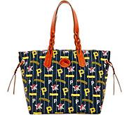 Dooney & Bourke MLB Nylon Pirates Shopper - A281681