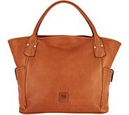 Dooney & Bourke Florentine Leather Kristen Tote - A293681