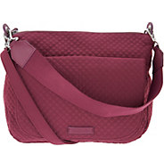 Vera Bradley Microfiber Carson Shoulder Bag - A296481