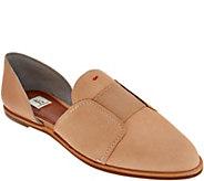 ED Ellen DeGeneres Leather Pointed-Toe Flats - Kizi - A296981