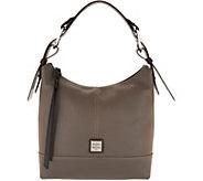Dooney Bourke Pebble Leather Hobo Handbag Gracie A300281