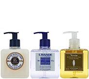 LOccitane Luxurious Hand Wash Trio - A302681