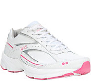 Ryka Lace-up Walking Sneakers - Comfort Walk - A340781