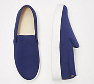 Spenco Orthotic Perforated Slip-On Shoes - Celine - A350781