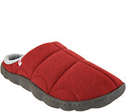 As Is CLOUDSTEPPERS by Clarks Jersey Slippers - Step Rest - A367081