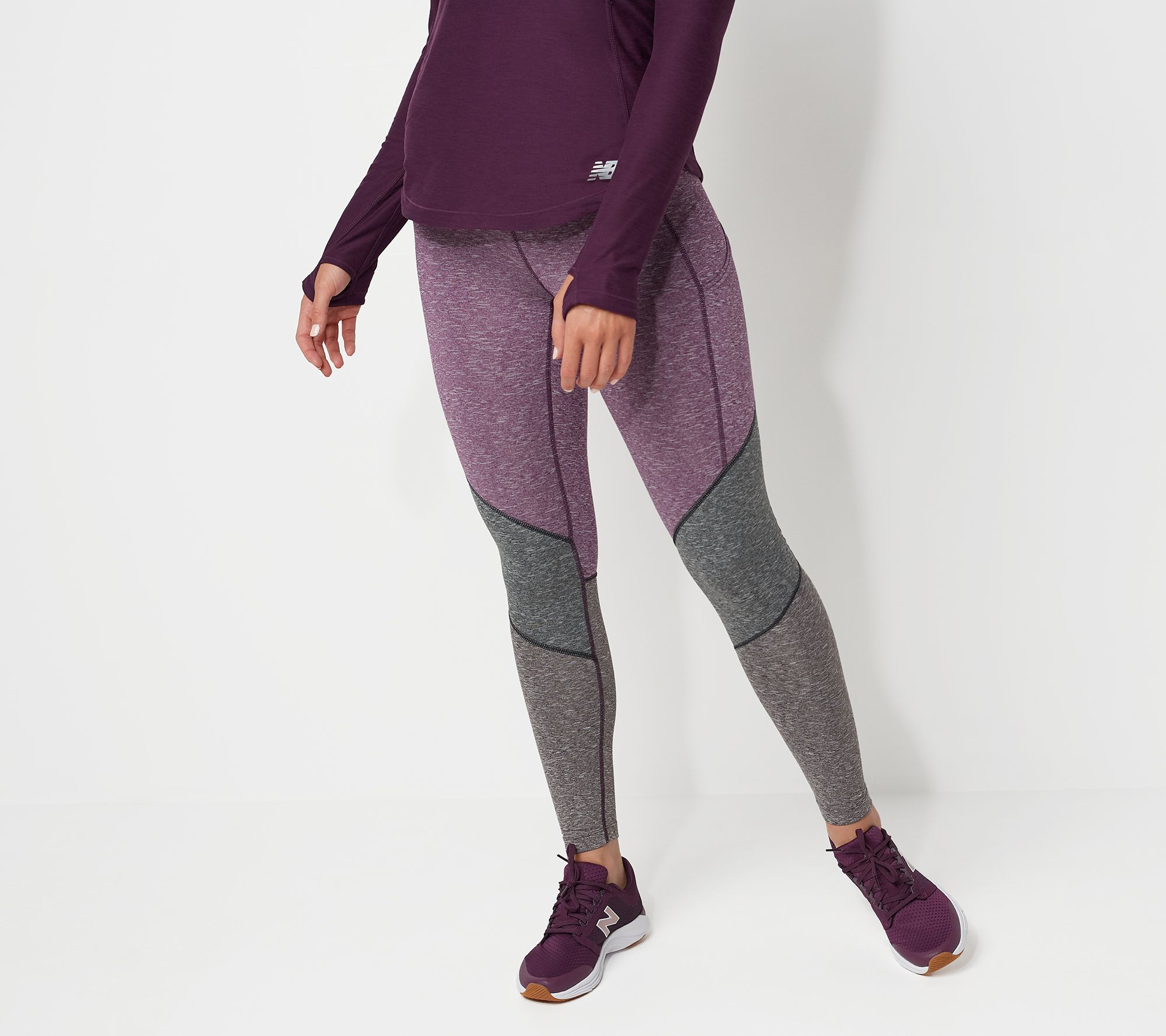 Stay comfortable with New Balance leggings
