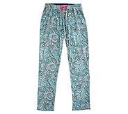 Vera Bradley Patch Pocket Lounge Pants - Allegra - A440981