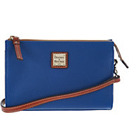 Dooney & Bourke Pebble Leather Crossbody Handbag- Janine - A300682