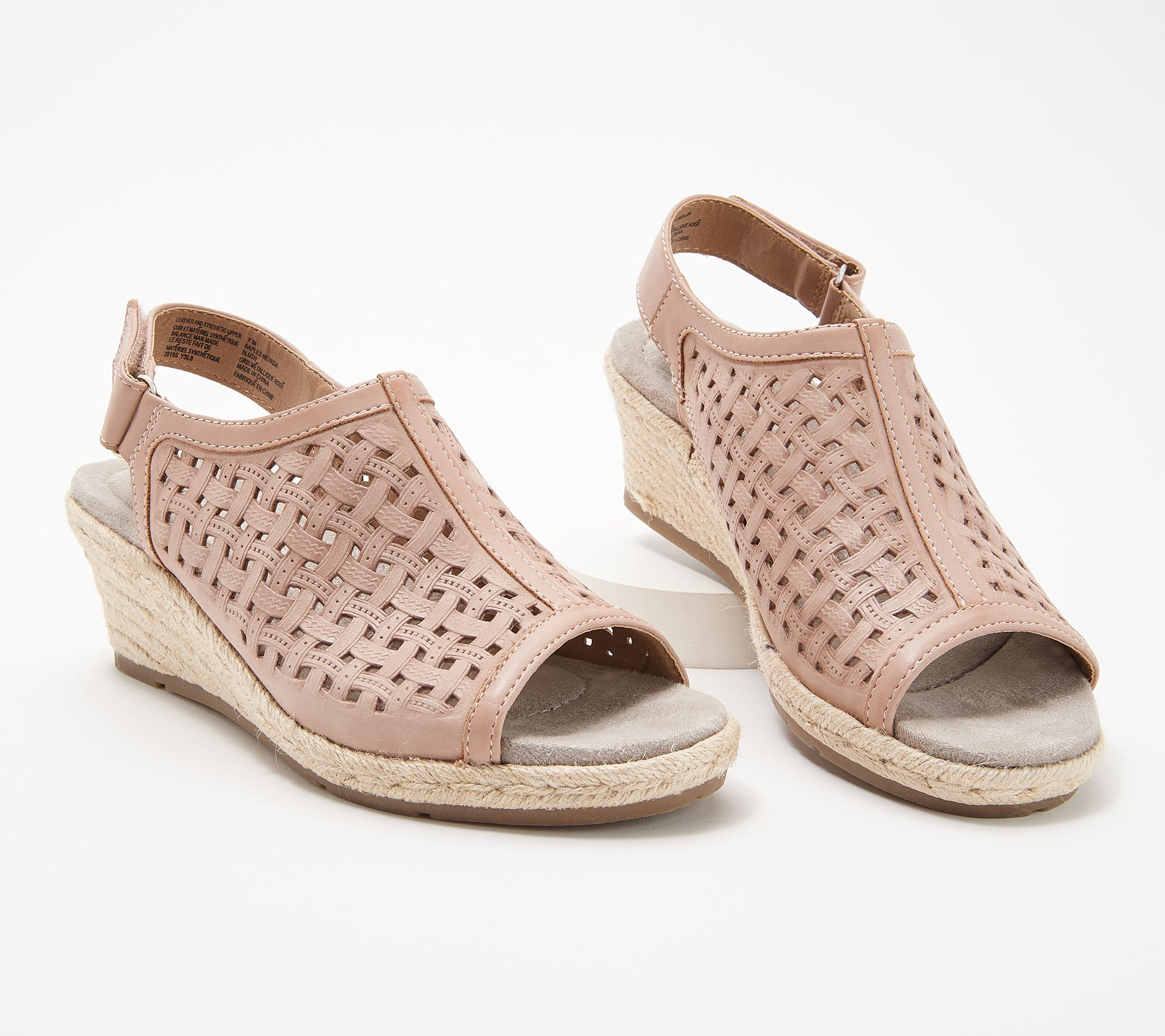 Naples Leather Perforated Page 1 Origins Wedges Nevada Earth rdCQWxBoe