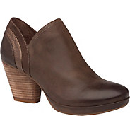 Dansko Leather Closed Back Clogs - Marcia - A360882
