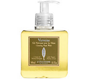 LOccitane Verbena Hand Wash, 10.1 fl oz - A362882