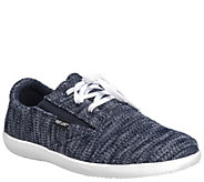 MUK LUKS Mens Lace-Up Sneakers - Liam - A365082