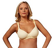 Breezies Microfill Full Coverage Underwire Bra Satin Trim - A225683