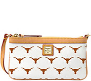 Dooney & Bourke NCAA University of Texas Slim Wristlet - A283283