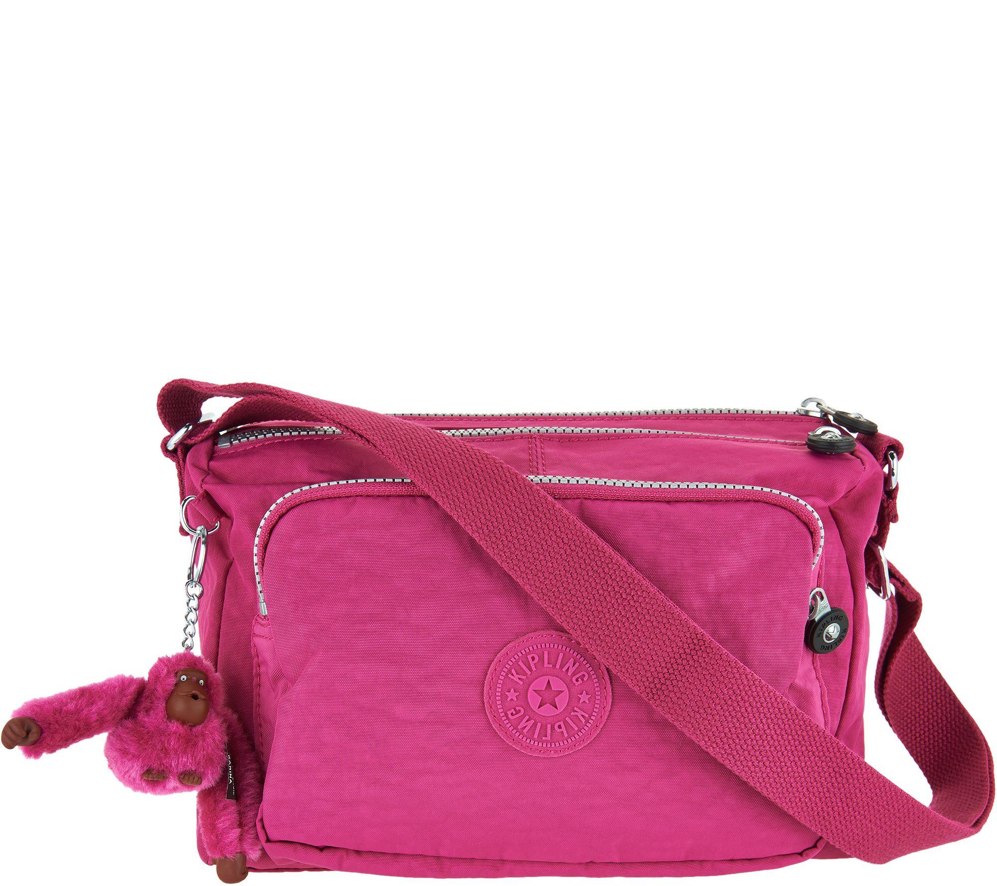 8b352c886e6 Kipling Adjustable Shoulder Bag - Reth - Page 1 — QVC.com