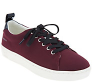 FLY London Nubuck Leather Lace-up Sneakers - Maco - A298283