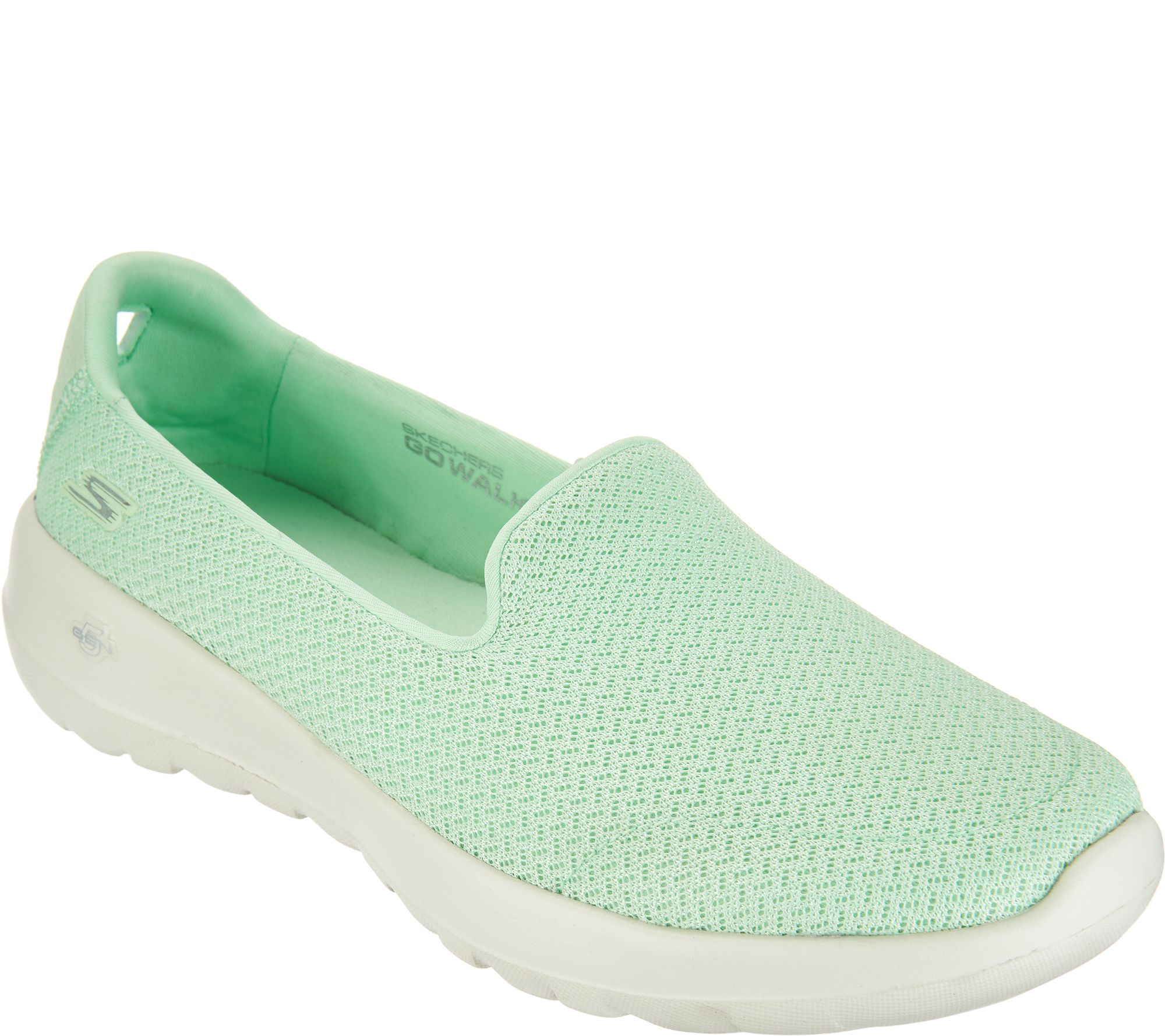 5c513be72345 Skechers GO Walk Joy Slip-on Shoes - Radiant - Page 1 — QVC.com
