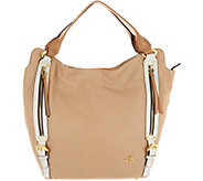 orYANY Lamb Leather Tote Handbag -Lauren - A304483
