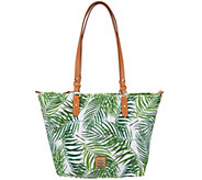 Dooney & Bourke Nylon Siesta Key Tote Handbag- Devon - A305083
