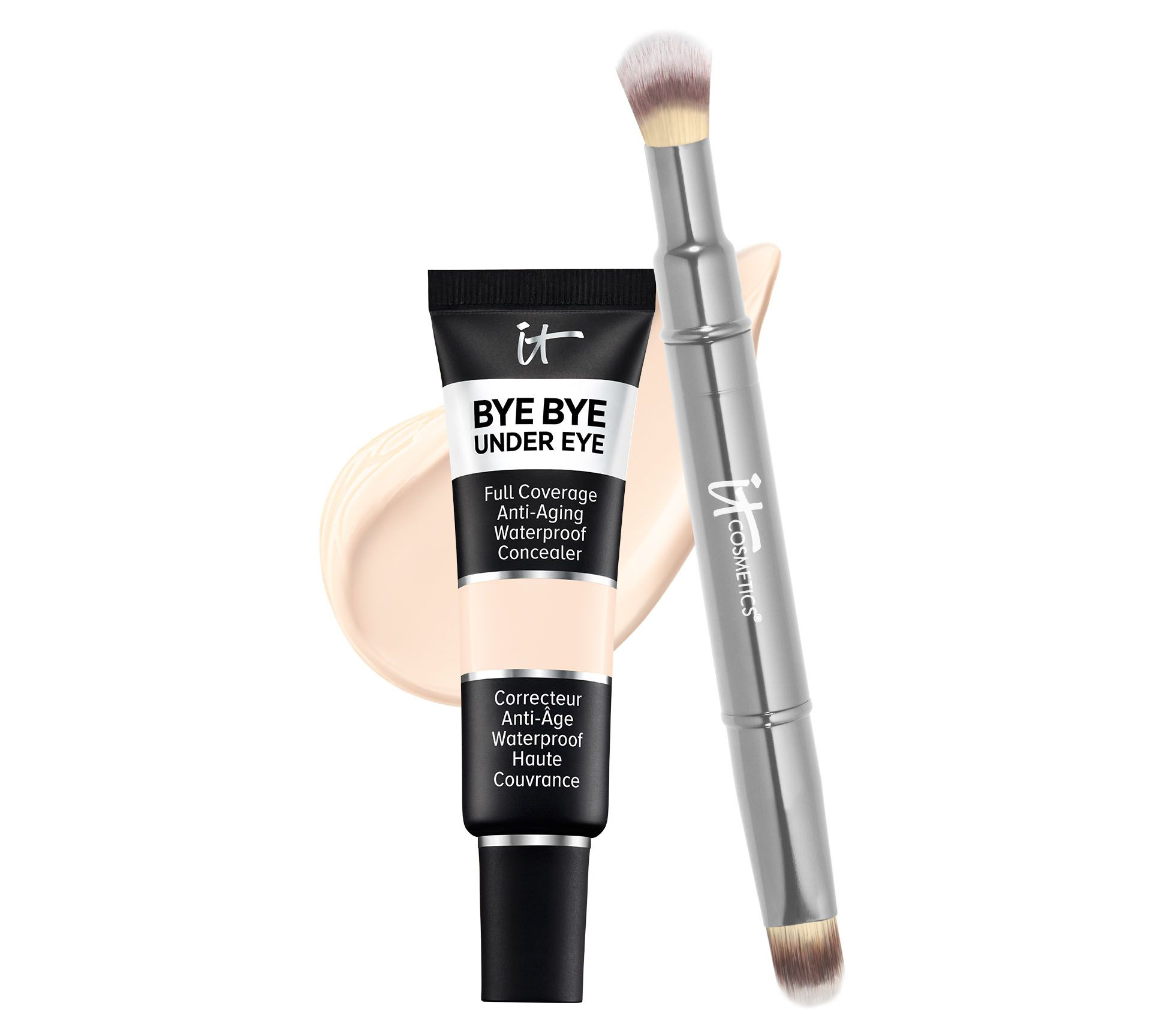It Cosmetics Bye Bye Under Eye Concealer With Brush Page