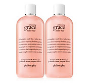 philosophy a state of bloom shower gel duo - A448883