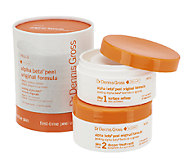 Dr. Gross 30 Count Anti-Aging Treatment Pads in Jars - A254484