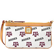 Dooney & Bourke NCAA Texas A&M University Slim Wristlet - A283284