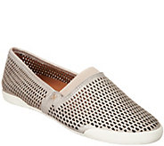 Frye Perforated Leather Slip-ons - Melanie - A309584