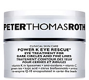 Peter Thomas Roth Power K Eye Rescue - A329084