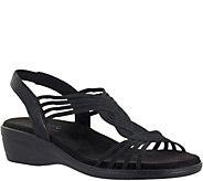 Easy Street Low Wedge Sandals - Natara - A356884