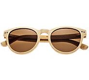 Earth Wood Copacabana Polarized Sunglasses - A414284