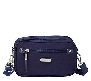 baggallini RFID Transit Crossbody Bag