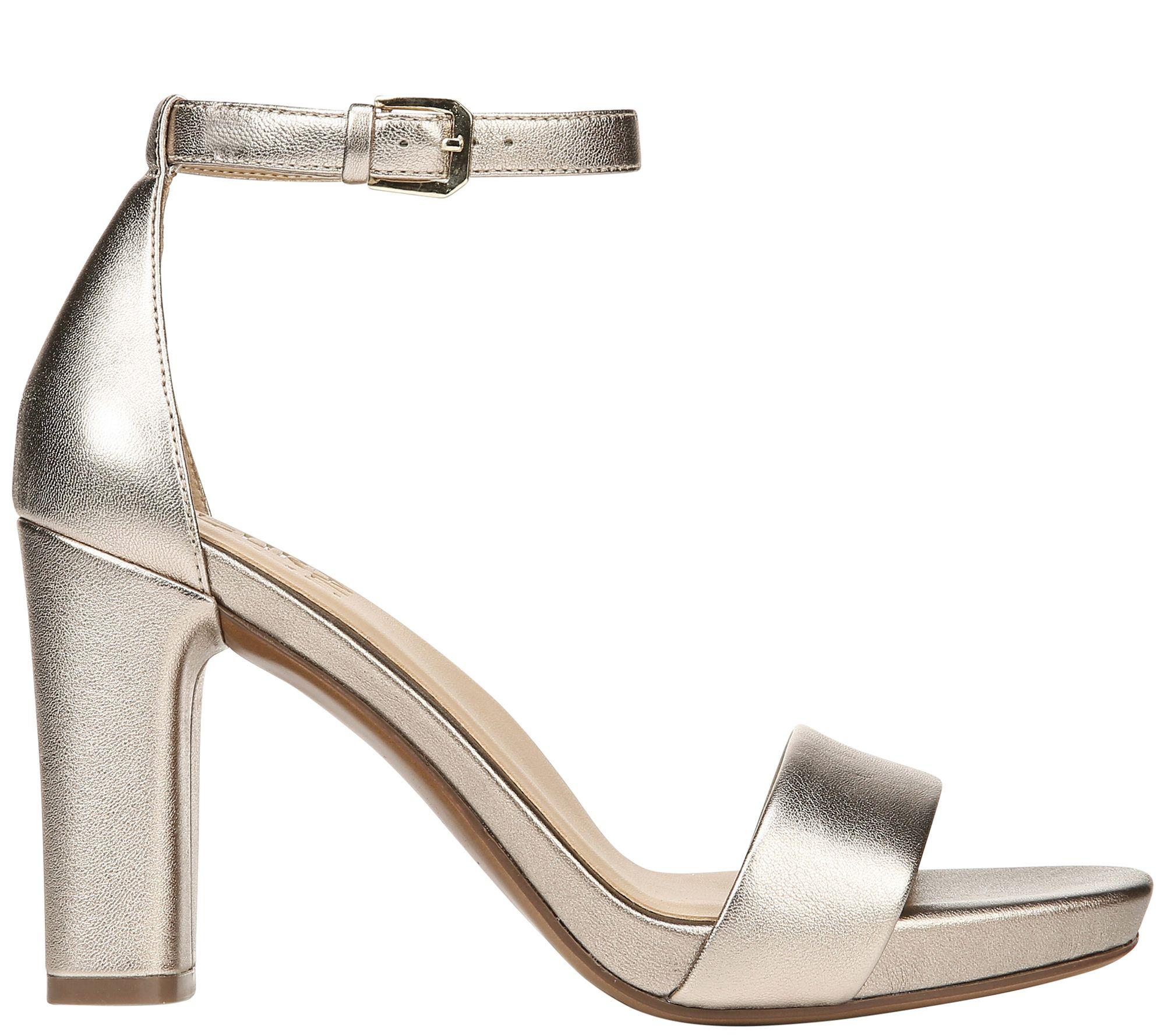 08e98dc9f6 Naturalizer High Heel Platform Sandals - Joy — QVC.com