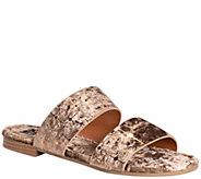 5a8c1e7f4a75 MUK LUKS Womens Low-Heel Slip-On Sandals - Baylee - A426484