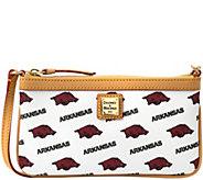 Dooney & Bourke NCAA University of Arkansas Slim Wristlet - A283285