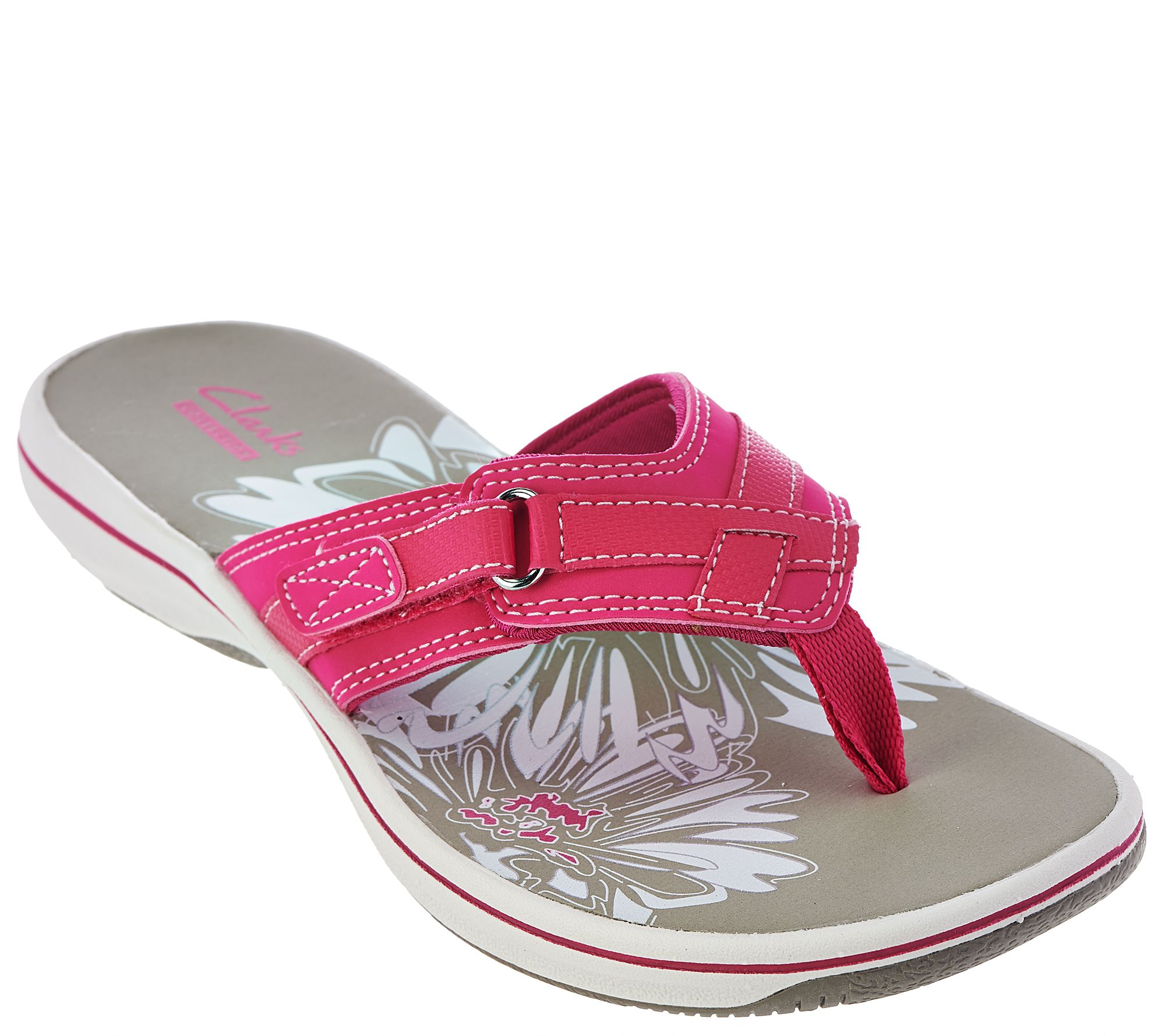 fashion Style sale online Clarks Sport Thong Sandals - Breeze Sea cheap newest ENfQ6PHo