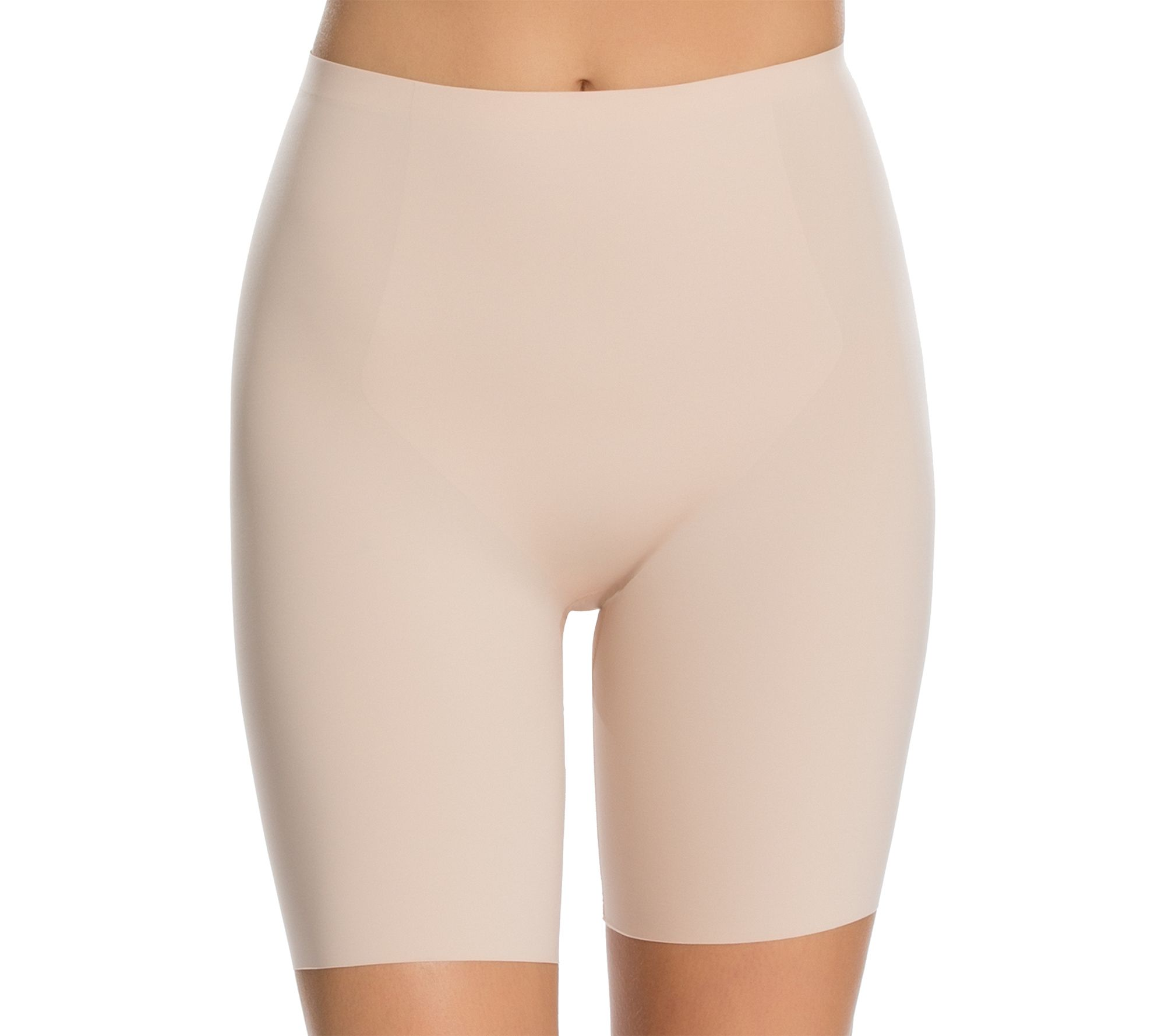 cec87a66a2 Spanx Trust Your Thinstincts Mid-Thigh Shaping Short - Page 1 — QVC.com