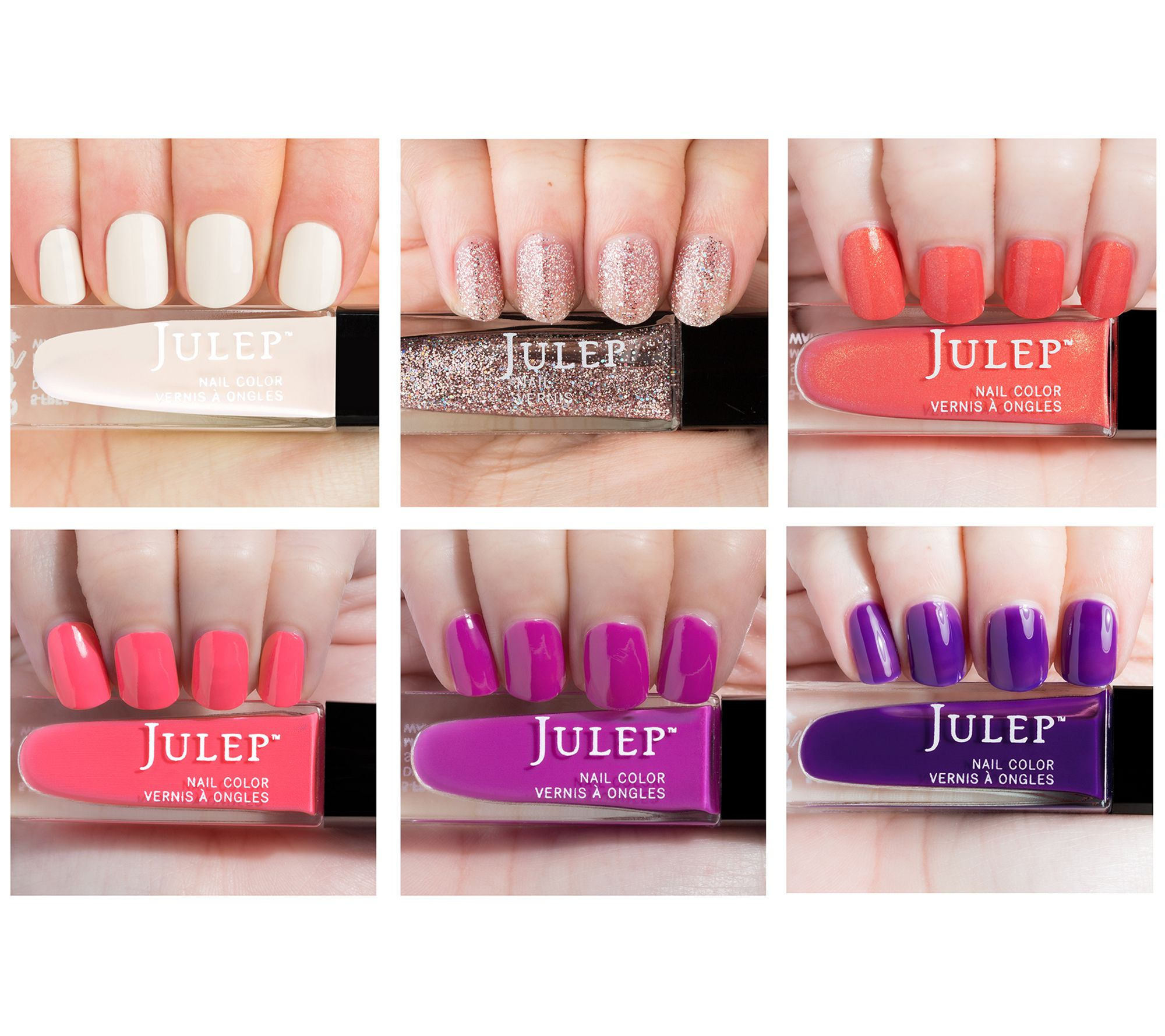 Julep 12-Piece Nail Collection - Page 1 — QVC.com