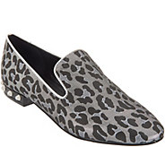 Marc Fisher Studded Slip-On Loafers - Abree 2 - A310185