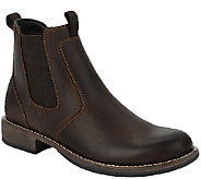 Eastland Mens Leather Ankle Boots - Daily Double - A335385