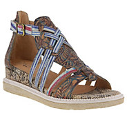 LArtiste by Spring Step Leather Sandals - Tashina - A363685
