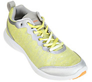 Vionic Orthotic Mesh Lace-up Sneakers - Fyn - A275286