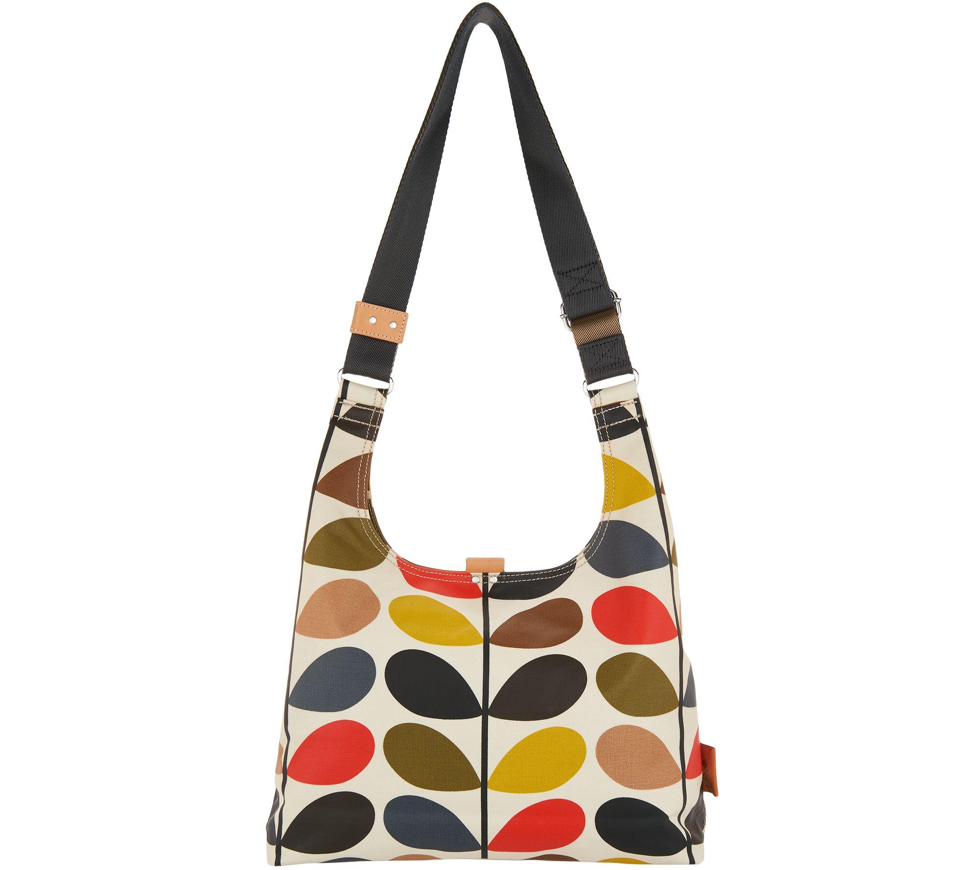 Orla Kiely Coated Canvas Midi Sling Bag - Page 1 — QVC.com