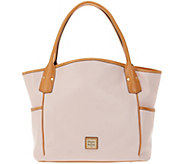 Dooney & Bourke Smooth Leather Tote Handbag - Kristen - A309186
