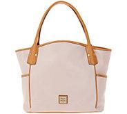 Dooney & Bourke Smooth Leather Tote Handbag - Kristen - A309186