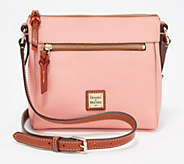 Dooney & Bourke Pebble Leather Allison Crossbody Handbag - A309586