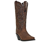Laredo Leather Cowboy Boots - Access - A331886
