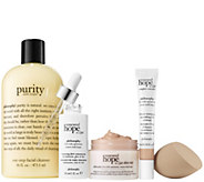 philosophy hope shines 5-piece renewed skin kit Auto-Delivery - A343186