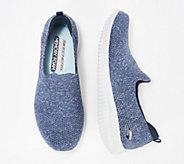 Skechers Ultra Flex Flat Knit Slip-On Shoes - Harmonious - A349786