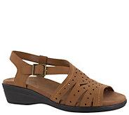 Easy Street Wedge Sandals - Roxanne - A413186